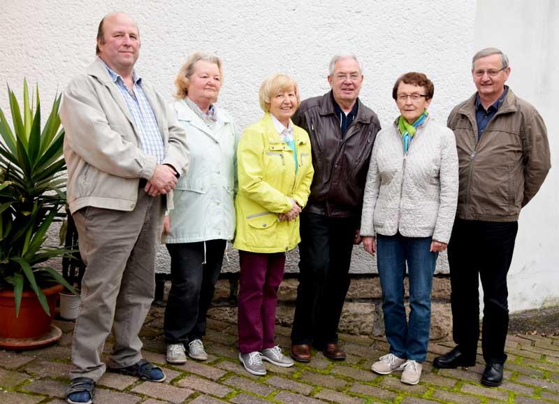 Vorstand des Heimatverein Kirchworbis