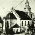 alte Kirche in Kirchworbis