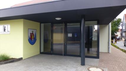 Gemeindesaal in Kirchworbis