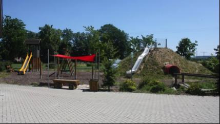 Spielplatz am Sporthaus